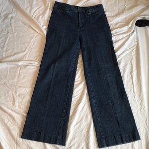 NYDJ Denim Wide Leg Jeans